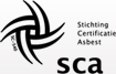 Asbestinvent is SCA gecertificeerd